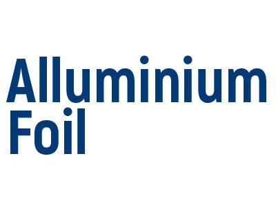 Logo Alluminium Foil