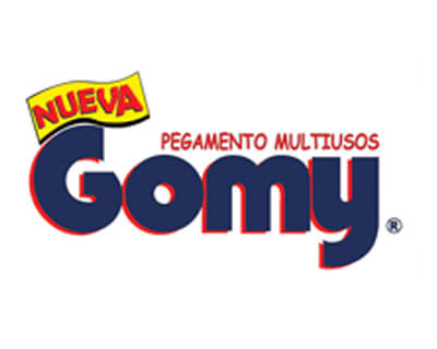 Logo Nueva Gomy Pegamento Multiusos