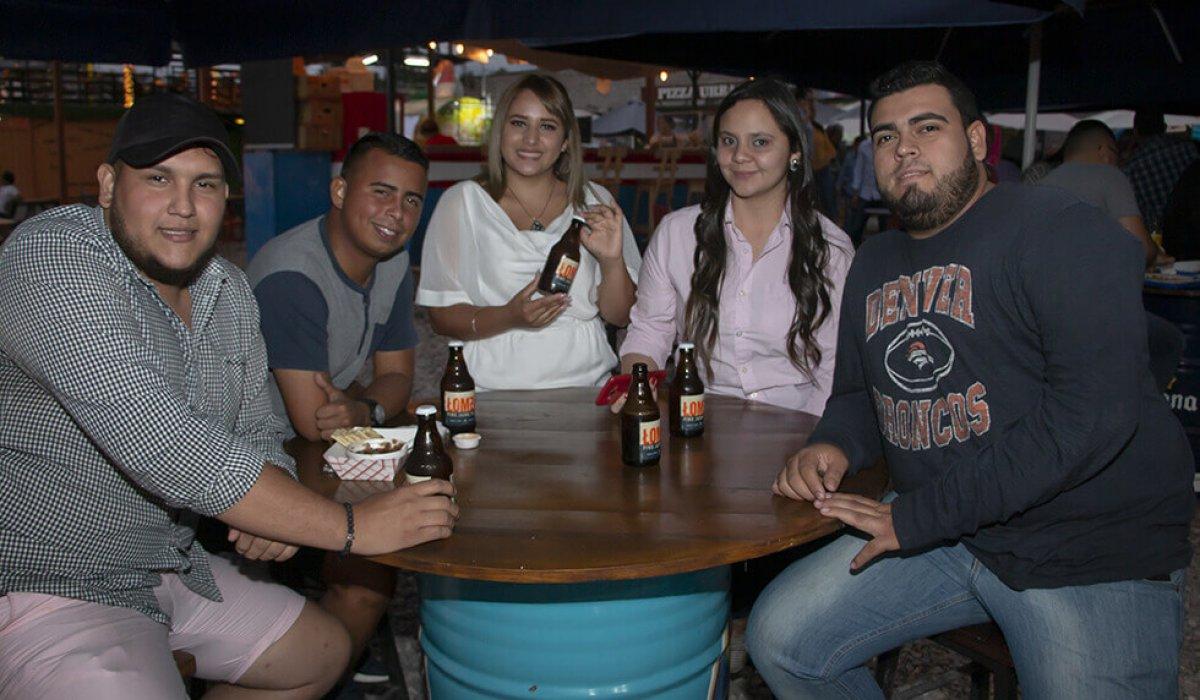 Llega A Honduras La Cerveza Polaca Łomża
